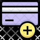 Credit Card Add Icon
