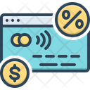 Credit Paying Cards Icon