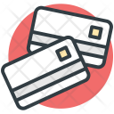 Credit Cards Bank Icon
