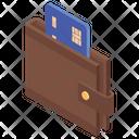 Credit Card Debit Card Digital Money Icon