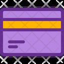Credit Card Back Cvv Icon