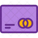 Credit Card Cashless Payment Icon