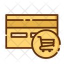 Card Payment Digital Payment Shopping Icon