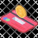 Credit Card Atm Card Mastercard Icon
