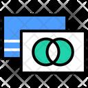 Credit Card Debit Card Master Caard Icon
