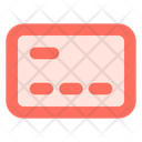 Credit Card Money Payment Icon