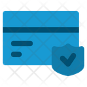 Credit Card Protected Verified Icon