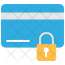 Credit Card Secure Payment Card Security Icon