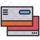 Credit Card Payment Debit Card Icon