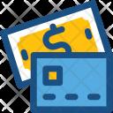 Credit Card Bank Icon