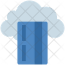 Cloud Computing Credit Card Icon