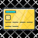Card Credit Credit Card Icon