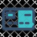Card Debit Bank Icon