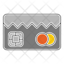 Credit Cards Mastercard Icon