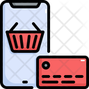 Credit Cart Online Icon