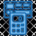 Creditcard Calculator Tools Account Icon