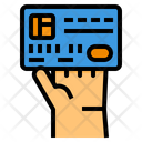 Credit Card Pay Payment Method Icon