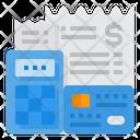 Credit Card Cash Finance Icon