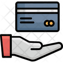 Bank Card Cash Card Credit Card Icon