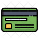 Credit Card Pay Debit Card Icon