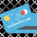 Credit Card Plastic Icon
