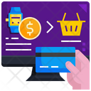 Credit Card Card Payment Online Shopping Payment Icon