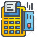 Credit Card Payment Online Icon