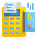 Credit Card Payment Online Banking Finance Currency Icon