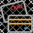 Card Debit Credit Icon