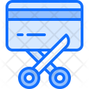 Credit Card Cancellation Credit Icon