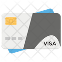Credit Card Visa Card Debit Card Icon