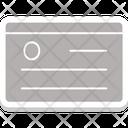 Credit Card Visa Card Atm Card Icon