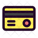 Credit Card Money Cryptocurrency Icon