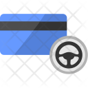 Credit-card access Icon