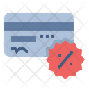 Credit Card Bonus Icon
