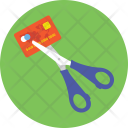 Credit Card Deductions Icon