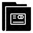 Credit Card Detailsdetails Folder Icon