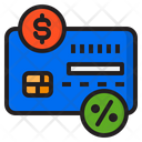 Credit Card Payment Money Icon