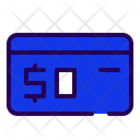 Credit Card Hack Icon