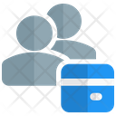 Credit Card Holder Icon