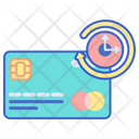 Credit Card Installment Card Save Card Payment Icon