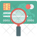 Credit Card Investigation Icon