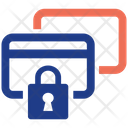 Credit Card Lock Seo Service Icon