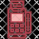 Credit Card Machine Swipe Machine Card Swipe Machine Icon