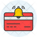 Credit Card Notification Icon