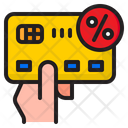 Credit Card Offer Icon
