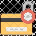 Credit Card Padlock Icon