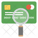 Credit Card Scanning Icon