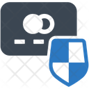 Security Card Protection Icon