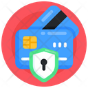 Secure Payment Safe Banking Credit Card Security Icon